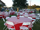 Red Hat Tabletop Rentals