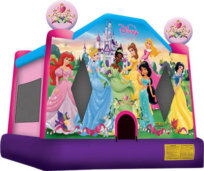 Where to find INFLATABLE, DISNEY  PRINCESS in Fairfield