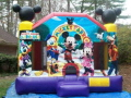 Where to rent INFLATABLE, MICKEY MOUSE CLUB in Fairfield TX