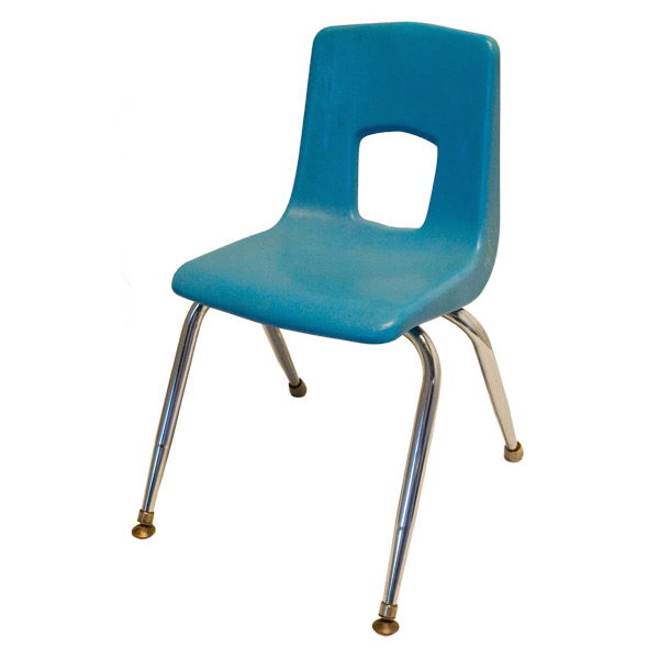 Where to find CHAIR, CHILDRENS BLUE in Fairfield