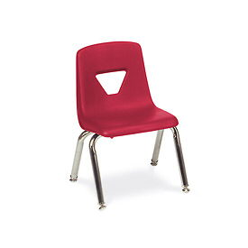 Where to find CHAIR, CHILDRENS RED in Fairfield