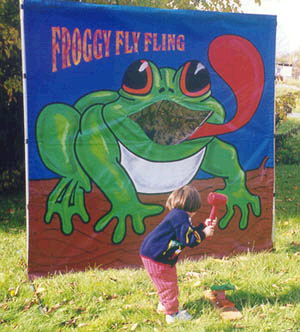Where to find GAME, FRAME FROGGY FLY FLING in Fairfield