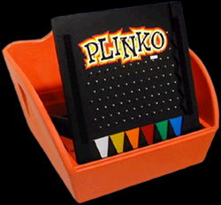 Where to find GAME, FRAME  PLINKO in Fairfield