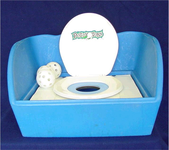 Where to find GAME, FRAME   POTTY TOSS in Fairfield