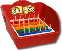 Where to find GAME, FRAME   RING TOSS in Fairfield