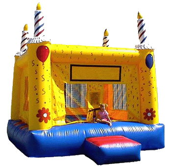 Where to find INFLATABLE, BIRTHDAY CAKE in Fairfield