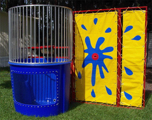 Where to find GAME, DUNKING BOOTH in Fairfield