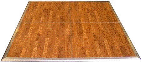 Where to find DANCE FLOOR, 4 X4  WOOD in Fairfield